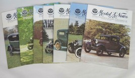 Ford Model A Restorers Club Magazine 1973/1974 Lot of 7 Issues - $11.65