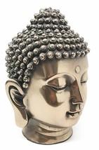 """Gautama Buddha Śākyamuni Head Figurine Statue 6.5""""T - $32.66"""