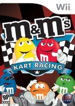 M&Ms Kart Racing - Nintendo Wii [video game] - $18.41