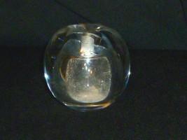 Vintage Kosta Boda / Vicke Lindstrand Apple now a Daisy Vase - $11.87