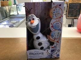 Disney Frozen 2 On-The-Go Olaf - $13.40