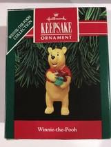 Hallmark Keepsake Winnie The Pooh Christmas Ornament Honey Pot Present - $8.99