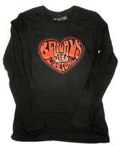 Women's NFL Cincinnati Bengals Shirt Heart of the Field Long Sleeve Tee T-Shirt