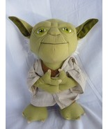 "Star Wars Yoda Plush Doll 12""  2011 Underground Toys - $10.96"