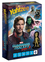Yahtzee: Marvel Guardians of the Galaxy Vol 2 - Quick shipping - $17.95