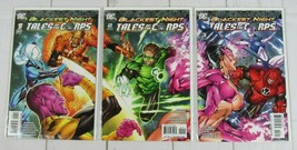 BLACKEST NIGHT TALES OF THE CORPS #1-3, 1 2 3 FULL DC 2009 SERIES SET - ... - $4.99