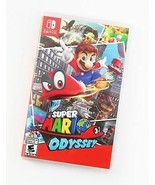 Super Mario Odyssey (Nintendo Switch) - $37.99
