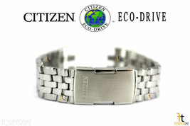 Citizen Eco-Drive Original J304-S040540 Stainless Steel Watch Band 4-S04... - $149.95