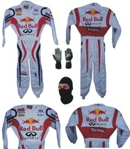 RED BULL Go Kart Race Suit CIK FIA Level 2 Approved Shoes with free gift... - $160.99