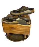 Papillio Birkenstock  T-Strap Flip Flop Thong Sandals Women's Size 7 - $44.32