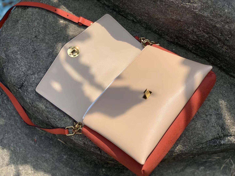 Tory Burch Kira Colorblock Shoulder Bag