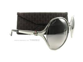 New Gucci Sunglasses GG 4280/S Ruthenium 6LBEU ... - $299.00