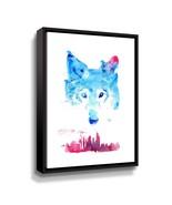 'The Guardian' By Robert Farkas Framed Canvas Wall Art - $132.99