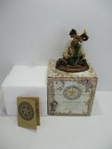 2000 Boyds Bears Wee Folkstones Hirum Mooselplanter,Style #36901 - $11.99