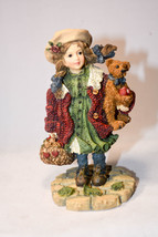 Boyds Bears: Candice With Matthew... Gathering Apples - Style 3514 - $21.77