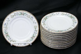 "Farberware Wellesley 486 Saucers 6.25"" Lot of 11 - $45.07"