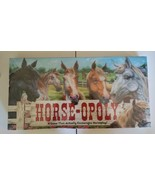 Late For The Sky Horse-Opoly Trading Board Game, Ages 8+ Kids 2-6 Players USA - $29.99