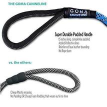 Heavy Duty and Reflective Lead Ergonomic Grip Made w/ Mountain Climbing Rope image 5