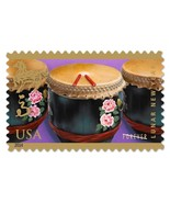 2014 49c Year of the Horse, Chinese Drums Scott 4846 Mint F/VF NH - €1,16 EUR
