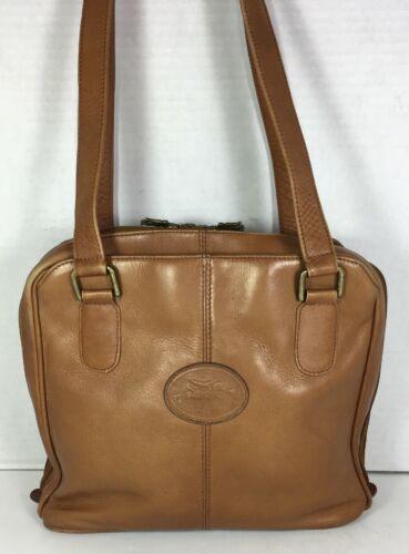 American Angel Brown Leather Multi Pocket Shoulder Bag – Distressed