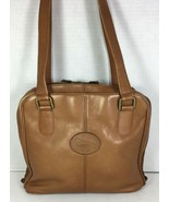 American Angel Brown Leather Multi Pocket Shoulder Bag – Distressed - $34.91