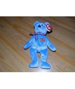 TY Beanie Baby America 9-11-2001 September 11 Bear Bean Bag Plush Mint T... - $18.00