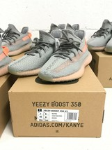 Adidas Yeezy Boost 350 V2  Grey TRFM EG7492 Sizes 3 4.5 5 5.5 6 static 3m 700 image 2
