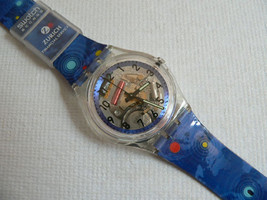Swatch Access Vintage Watch; Model SKK103Z; New - $84.14