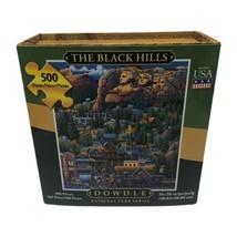 Dowdle The Black Hills Jigsaw Puzzle 500 Pieces National Park Series Mt ... - $29.99