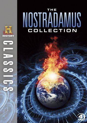 THE NOSTRADAMUS COLLECTION DVD Set History Channel Classic HOME VIDEO Show TV R1