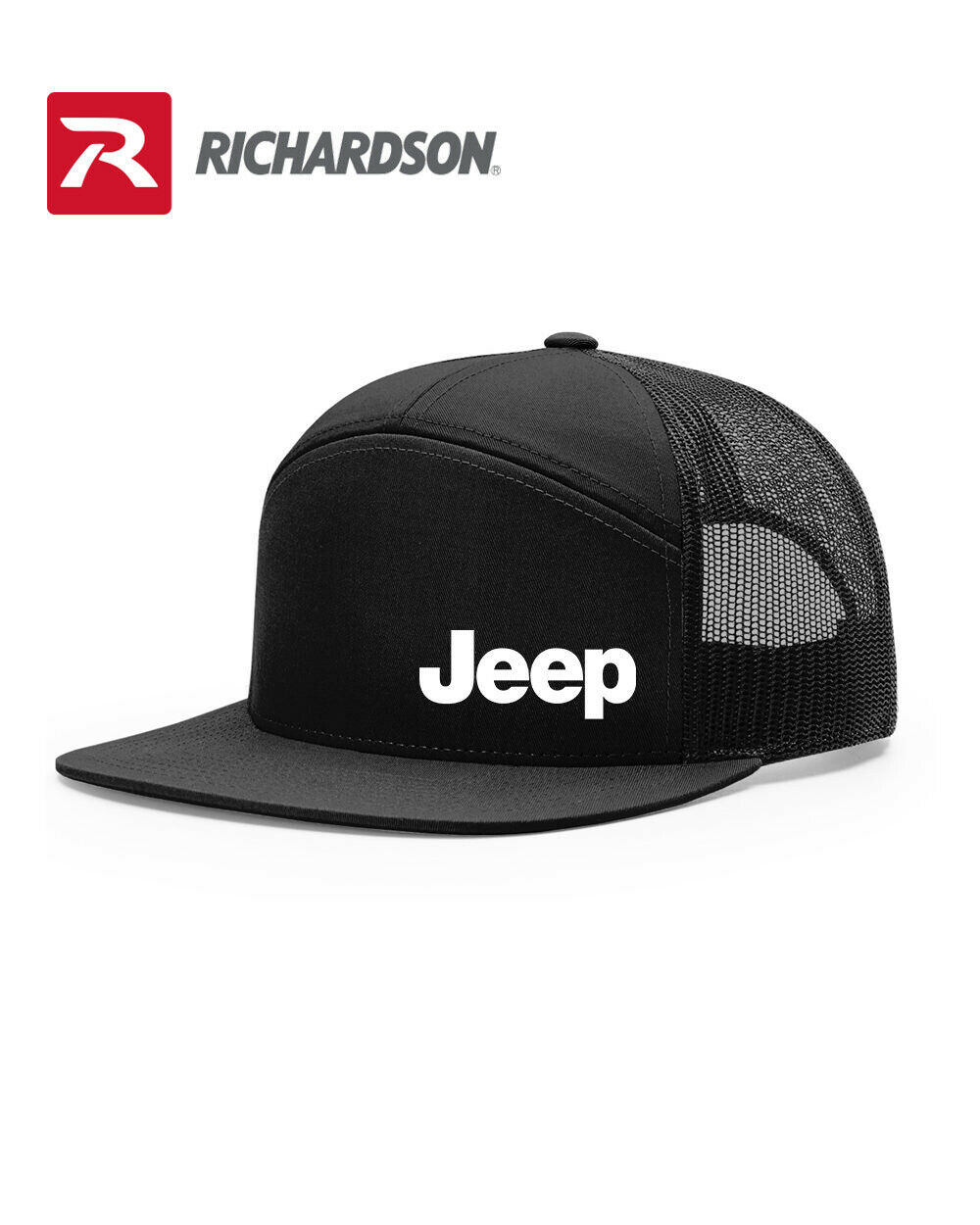 Primary image for  JEEP 4X4 OFF ROAD RICHARDSON FLAT BILL SNAPBACK  HAT *FREE SHIPPING in BOX*