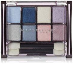 Maybelline New York Expert Wear Eyeshadow 8-Pan Twilight Rays 50, 0.22 O... - $9.89
