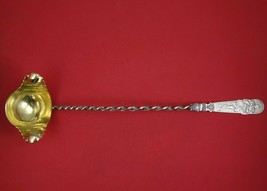 """Fontainebleau by Gorham Sterling Silver Punch Ladle GW Twisted 18 1/2"""" Rare - $2,550.00"""