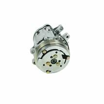 A-Team Performance HC5005C A/C Compressor Chromed Sanden SD-7 Type Aluminum image 2