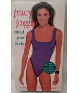 Tracy Scoggins - Mind Your Body (VHS, 1994) - $9.89