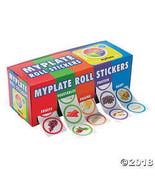 vMyPlate Stickers - $12.49