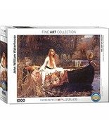 EuroGraphics Lady of Shalott by John William Waterhouse Puzzle (1000-Piece) - $23.77