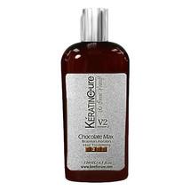 Keratin Cure Chocolate Max V2 Creme Straightener Treatment Repair 120ML 4oz - $61.75