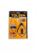 Tolsen Chalk Line Reel #42012 (6933528742098) - $11.99
