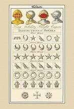 Helmets and Distinction of Houses by Hugh Clark - Art Print - $19.99+