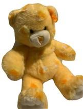 Build A Bear Cuddly Candy Corn Halloween Plush Fall Pals Teddy Bear Oran... - $38.14