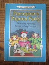 Porcupine's Pajama Party by Terry W. Harshman (1988, Hardcover) - $5.00