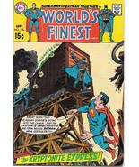 World's Finest Comic Book #196, DC Comics 1970 FINE - $9.74