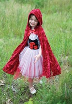 Great Pretenders Little Red Riding Cape Halloween Costume for Kids - $32.65