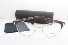 Prada Women's Brown Glasses with case VPR 61T DHO-1O1 52mm - $94.50