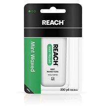 Reach Mint Waxed Floss, 200 Yd Pack of 1 - $5.94