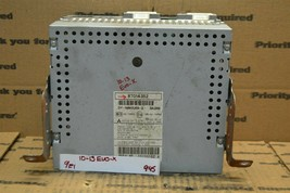 10-13 Mitsubishi Lancer Audio Equipment Stereo Radio Receiver 8701A352 945-9E1 - $32.99