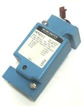 NEW HONEYWELL MICRO SWITCH MPSD11 PHOTOELECTRIC LIMIT SWITCH W/ NC2D-JP-DC48V