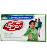 Lifebuoy Nature Soap Bar 125g pck of 1 - $7.99