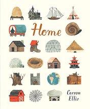 Home [Hardcover] Ellis, Carson - $9.06